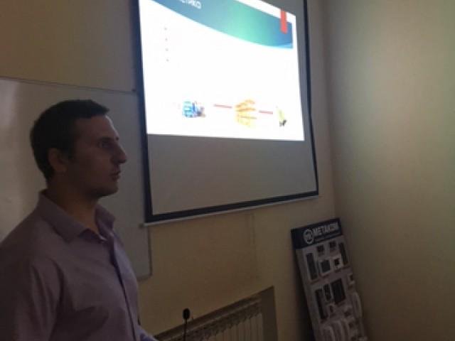 Презентация. Ю. Соломыкин