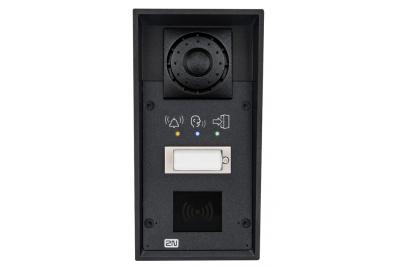 2N Helios IP Force - 1кнопка вызова, пиктограммы, 10Вт динамик