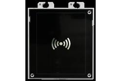 2N® Helios IP Verso - 13.56МГц RFID считыватель смарт-карт, поддержка NFC