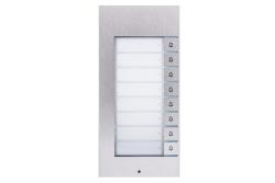 2N® Helios IP Vario  -модуль расширения на 8 кнопок вызова