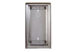 2N® Helios IP Vario - защитный козырек & монтажная коробка для 1 модуля