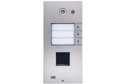 2N® Helios IP Vario - 3 кнопки вызова + камера