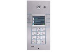 2N® Helios IP Vario -  3x2 кнопок вызова + клавиатура + камера + дисплей