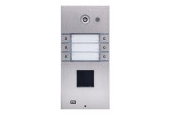2N® Helios IP Vario - 3x2 кнопок вызова + камера