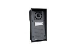 2N Helios IP Force - 1 кнопка вызова & камера & 10Вт динамик
