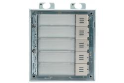 2N® Helios IP Verso - модуль 5 кнопок вызова